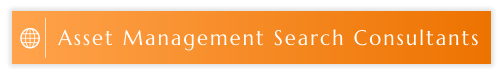 Asset Management Search Consultants
